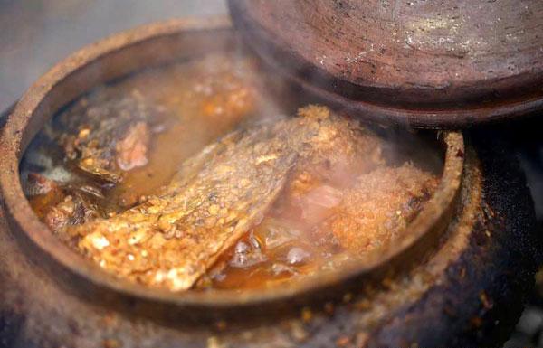 Cá kho Đại Hoàng nổi tiếng chất lượng