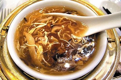 Soup hải sâm Cô Tô – Du lịch Cô Tô